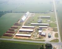 Entrepôt d'arachide dans Allentown, la Floride Photo libre de droits