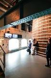 Entrepôt de Guinness à Dublin Image libre de droits