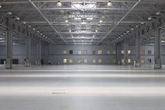 Entrepôt moderne Images stock