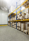 Entrepôt Images stock