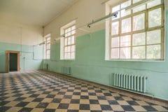 Entrepôt abandonné Photos stock