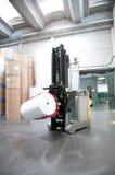 Entrepôt automatisé (papier) Images libres de droits