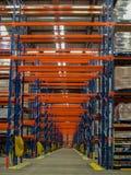 Entrepôt de distribution Image libre de droits