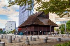 Entrepôt de Hoenzaka à Osaka, Image stock