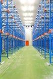entrepôt frigorifié Images stock