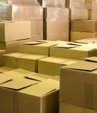 Entrepôt industriel Images stock