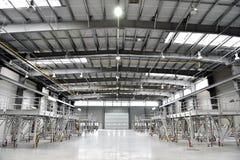 Entrepôt industriel moderne image libre de droits