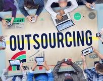 Entreprenadiseringrekryteringpersonalresurs som hyr begrepp arkivbilder