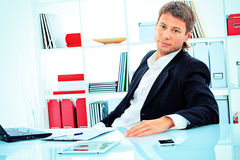 Entrepreneur Stock Photography