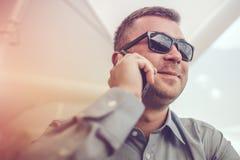 Entrepreneur Making Business royalty free stock image