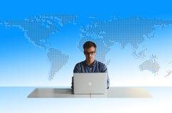 Entrepreneur, Start, Start Up Stock Image