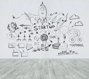 Entrepreneurship concept Royalty Free Stock Image