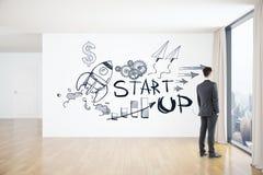 Entrepreneurship and research concept Stock Photos