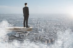 Entrepreneurship and success concept Royalty Free Stock Photos
