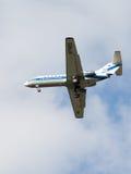 Entreprise d'aviation de Yak-40k Vologda Images libres de droits