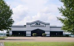Entreprise de camionnage de transporteurs de R&L images stock