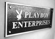 Entreprises de play-boy Photo libre de droits