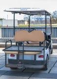 Entretenez l'électro voiture Photo stock