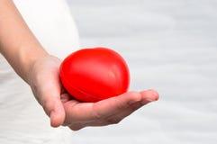 Entretenir votre coeur Photo stock