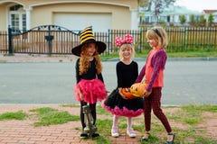 Entretien de Halloween Photographie stock