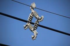 Entretoise de câble Image stock