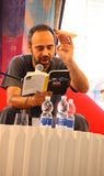 Entrevista com ² Ammaniti de Niccolà Imagens de Stock