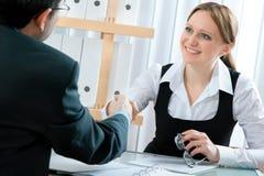 Entrevue d'emploi