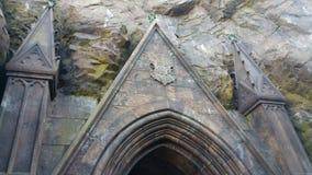 Entrez dans Hogwarts Photo libre de droits