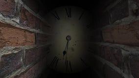 Entrez dans les tunnels, temps Voyage par le temps 51 illustration de vecteur
