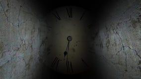 Entrez dans les tunnels, temps Voyage par le temps 50 banque de vidéos