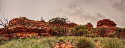 Entroterra dell'Australia fotografia stock