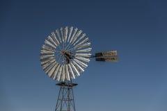 Entroterra della ruota di vento Immagine Stock Libera da Diritti