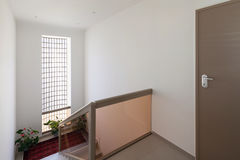 Entry of an apartment Royalty Free Stock Photo
