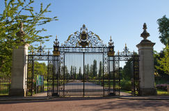 Entry Gate of the Regent's Park Royalty Free Stock Image