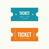 Entry ticke. T to old vintage style. Admit one theater, cinema, zoo, swimming pool, fair, rides, swing, amusement park, carousel. icon for online booking of royalty free illustration