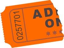 Entry Ticket Stock Photos