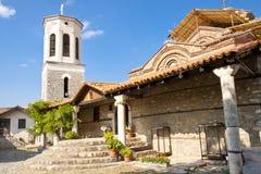 Entry to Bogorodica church Stock Image