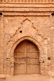 Entry to kasbah Stock Images