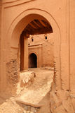 Entry to kasbah Royalty Free Stock Image