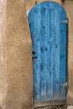 Entryway i Santa Fe Royaltyfri Fotografi