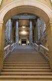 Entryway van de Vleugel van het oosten Stock Foto's