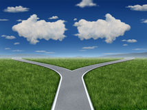 Entscheidungs-Inspiration Stockfotos