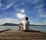 Entspannen Sie sich Stockbild