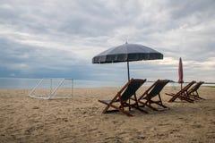 Entspannen Sie sich auf dem Strand lizenzfreie stockfotografie