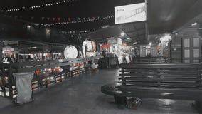 Entspannen Sie sich Bereich bei Plearnwan Stockfotos
