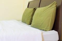 Entspannen Sie sich Bett Lizenzfreies Stockbild