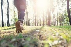 Entspannen Sie sich das Abenteuer und Lebensstil, die Reise wandern Stockfotografie