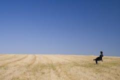 Entspannen Sie sich in der Natur Lizenzfreie Stockbilder