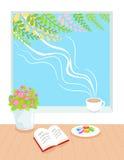 Entspannen Sie sich im Frühjahr Zeit Lizenzfreie Stockbilder