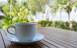 Entspannen Sie sich mit Kaffee Stockbilder
